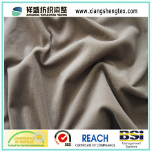 Panne Brushed Tricot Fabric Xs