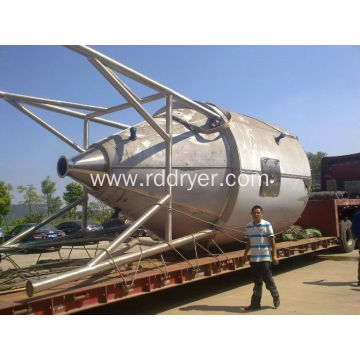 Duck blood spray drying tower