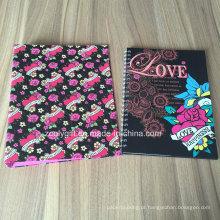 Venda Por Atacado Personalizado Brand Ring Binder Espiral Notebook Stationery Gift Sets