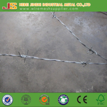 Normal Twist Galvanized Barbed Wire