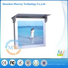 15-Zoll-Bus-LCD-Display unterstützt WiFi oder 3G-Netzwerk