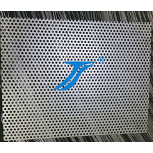 Round Hole Perforated Metal Mesh, Stainless Steel