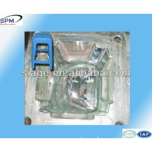 High standard plastic stool injection mold manufacturing