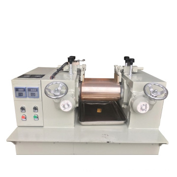 Open Mixing Mill with U Shape Frame