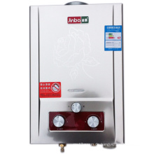 Niederdruck-Rauchabzugs-Sofort-Gas-Warmwasserbereiter