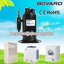 R134a air conditioning compressor for home heat pump