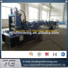 Hohe Effizienz cnc Rollenformmaschine purlin cz made in China