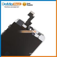 Original completo barato lcd pequeno, vidro de tela de toque para iphone 5s