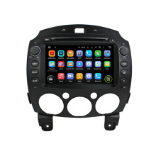 Android Car dvd für MAZDA 2 2010-2012