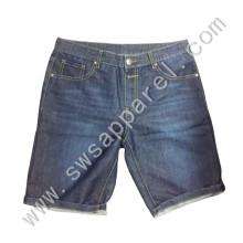 Wholesale Summer Custom Denim Short Jeans Trousers