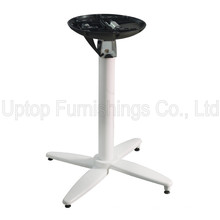 Stack White Folding Table Leg for Restaurant (SP-ATL250)