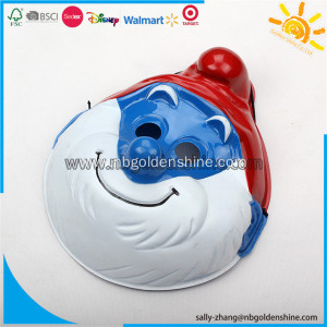 The Promotion Smurf Mask