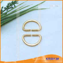 Inner size 20mm Metal Buckles, Metal regulator,Metal D-Ring KR5057