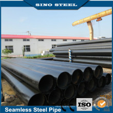 Astma106 Hot Rolled Seamless Steel Pipe Sch40