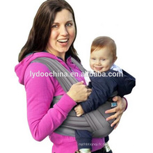 Wraps de bébé de mode / Baby Carry Bamboo / Baby Wrap coton biologique avec prix usine