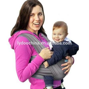 Мода детские обертывания / ребенок носить Бамбук/органический хлопок младенцы накидка с заводской цене