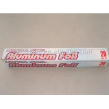 abrigo de papel de aluminio papel hamburguesa