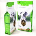 Emballage en plastique Zip Stand up Pochette d'emballage pour chien, pochette pour chien, sac pour animaux de compagnie