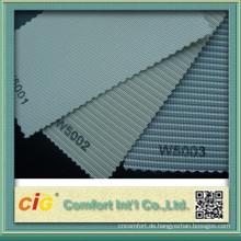 Sonnenschutz Stoff PVC-Polyester-Gewebe Sonnenschutz Stoffe