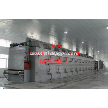 Vegetable mesh belt dryer/drier machine