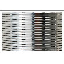 Hochtemperaturwiderstand Wedge Wire Screen