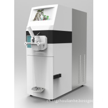 Compact Table Top Ice Cream Machine