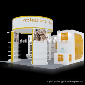 Oferta de Detian 20x20ft stands de exhibición de stands para ferias comerciales