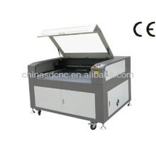 JK1280 quente as vendas barato CO2 laser gravação e corte a máquina para materiais do metaloide