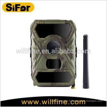 Wilfine Date 3G caméra de chasse 12 MP vision nocturne 1080p 100 degrés piège caméra de la faune