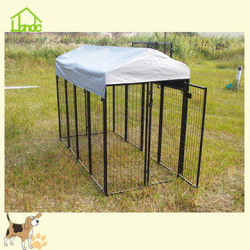 Högkvalitativt Tube Tube Dog Kennel