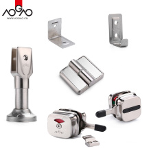 Zinc Alloy Material Stainless Steel 304 Stainless Steel 316 Washroom Toilet Fitting