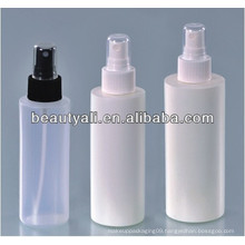120ml 150ml 200ml plastic perfume sprayer PE bottle