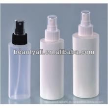 120ml 150ml 200ml plástico perfume pulverizador garrafa de PE