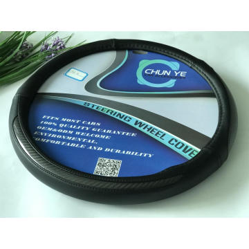 Wholesale pvc and pu steering wheel cover