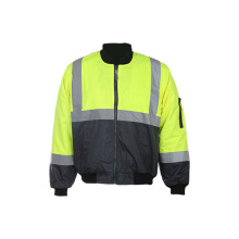 Wholesale 300d Oxford Reflective Safety Jacket
