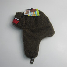 Children Embroidery Trapper Hat Wholesale