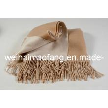 100% чистый кашемир броска одеяло