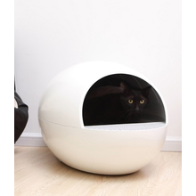 Luxury Cat Toilet Litter Box