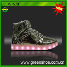Lady Rechargeable LED Chaussures MID-Cut (GS-75157)