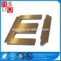 Poinçonnage automatique de silicium Eii stratification EI Lamination Core