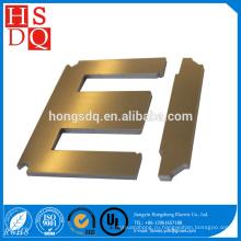 Электрический трансформатор сердечника лист ЭИ слоистый железный сердечник
