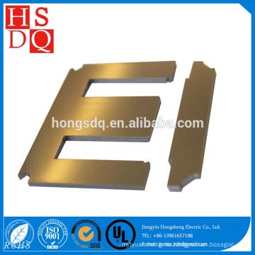Elektrischer Transformatorkernblech EI laminierter Eisenkern
