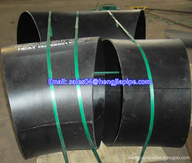 welded eccentric reducer