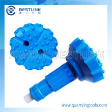 Bocados de botão dos bocados de broca de Ql60 DTH