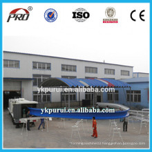 Good Quality High Speed Curve Roof Span Roll Forming Machine