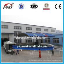 Máquina de formando rolo de largura de telhado de curva de alta velocidade de boa qualidade