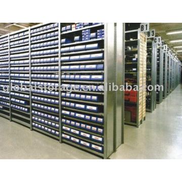 комбинационные пластиковые контейнеры для соответствия системы shelving