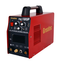 Inverter DC TIG/MMA Pulse Welding Machine/Welder (TIG180P)