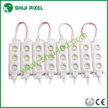 Завод Оптовая открытый IP66 водонепроницаемый один цвет DC12V 0.72 Вт Сид epistar 5050 инъекций светодиодный модуль