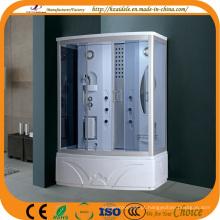Casa de banho com duche a vapor com banheira ABS (ADL-8016)